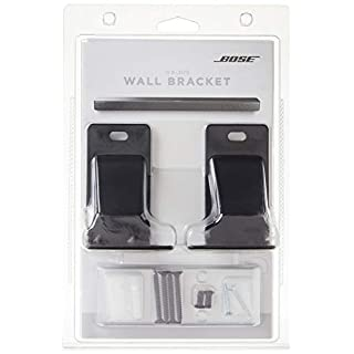 Bose WB-300 Wall Bracket, Black