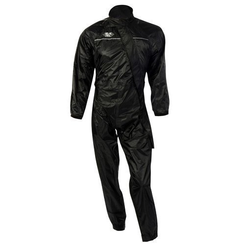Oxford Products Rain Seal Suit Black Size S