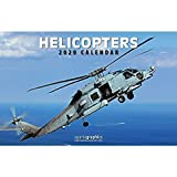 2020 Helicopters Deluxe Wall Calendar