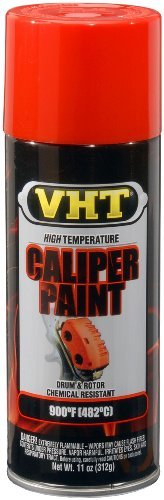 VHT SP733 Real Orange Brake Caliper Paint Can - 11 oz. by VHT (1)