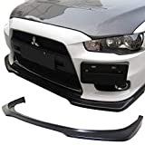 Front Bumper Lip Compatible With 2008-2015