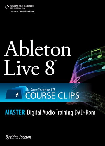 Ableton Live 8 Course Clips Master for sale  Delivered anywhere in Canada