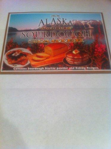(Alaska Goldrush SOURDOUGH STARTER Greeting Card)