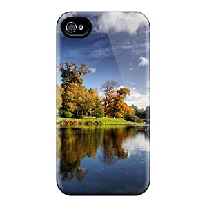 Hot Tpye Lake Reflection Cases Covers For Iphone 6