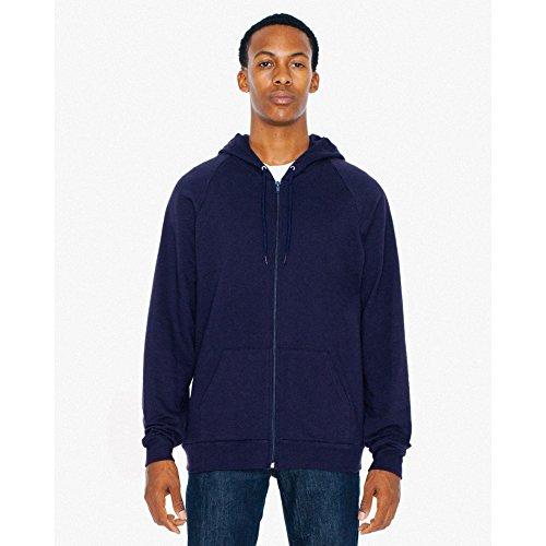 abbigliamento Felpa zip americano e cappuccio per con wXxqfnrX7R