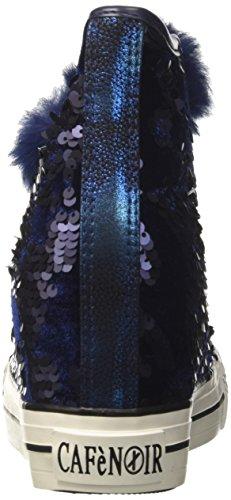 4 Naisten Cafènoir Sininen Nilkkurit Ldg921228370 fgzqS