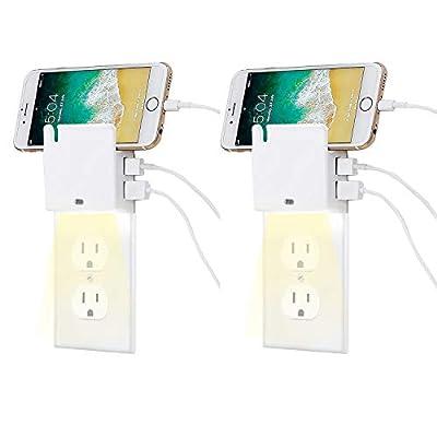 BESTTEN standard 15A/20A wall outlet receptacle