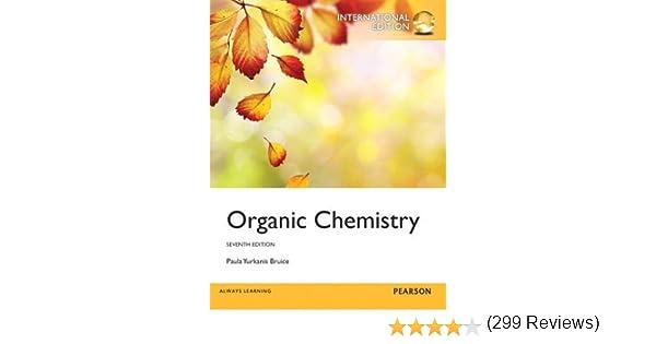 Organic chemistry international edition paula yurkanis bruice organic chemistry international edition paula yurkanis bruice 9780321853103 amazon books fandeluxe Images