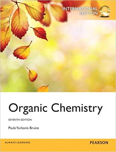 Amazon organic chemistry international edition 9780321853103 organic chemistry international edition 7th edition edition by paula yurkanis bruice fandeluxe Images