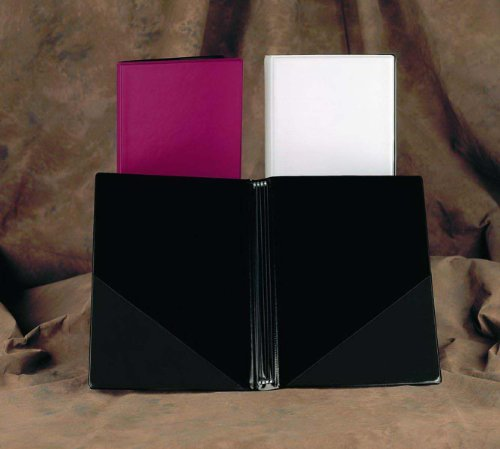 Gold 3 Ring White And - Binder-Anthem (3-Ring)-3/4