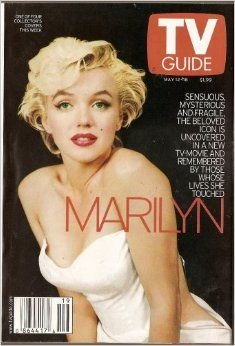 TV Guide Magazine Marilyn Monroe Four Different Covers May 12-18, 2001 pdf epub