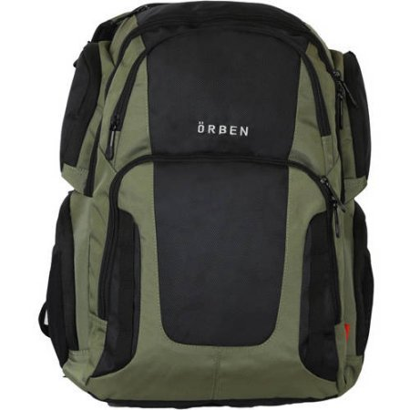 ORBEN Cargo Laptop Backpack Unisex School Business Bag Fits 15