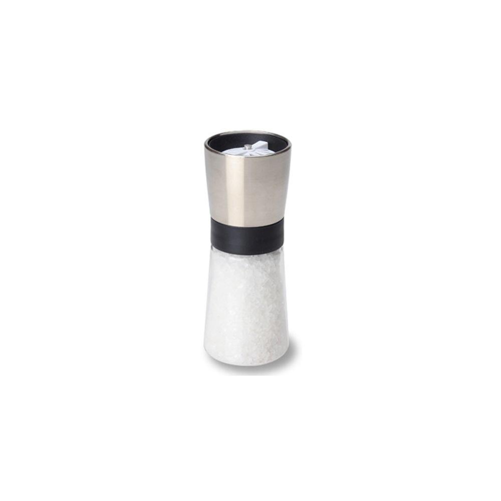 Olde Thompson 3888-00 Saxony S/S / Plastic 5-1/2'' Salt Mill