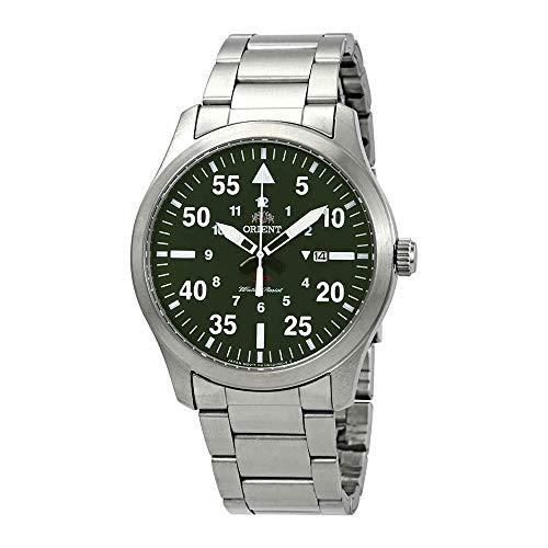 orient green dial - 5
