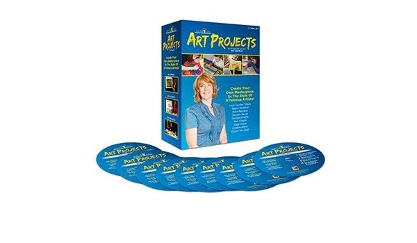 Amazon Com See The Light Art Projects Volumes 1 9 36