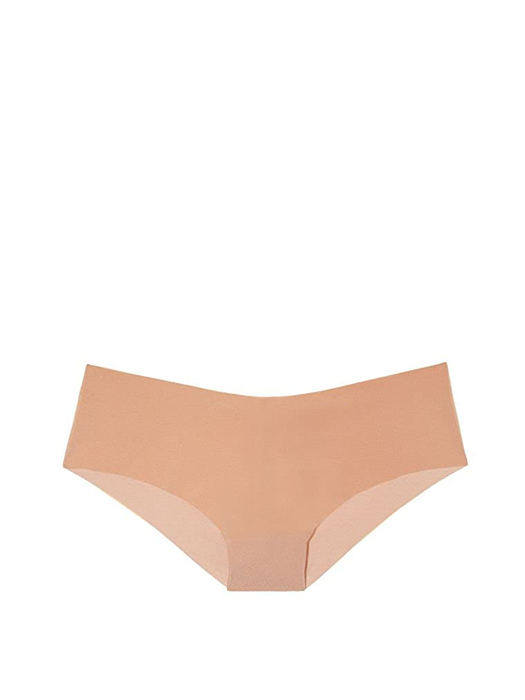 63adaa974986 Victoria's Secret Sexy Illusions No Show Cheeky Panty Small Nude at Amazon  Women's Clothing store: