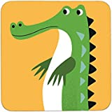 Crocodile Coaster by dotcomgiftshop