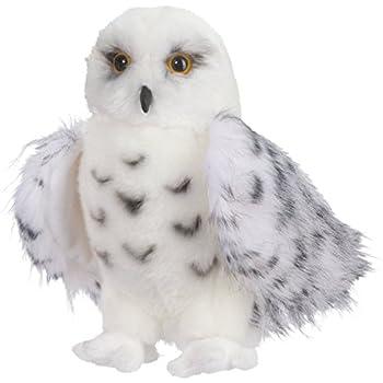 Douglas Cuddle Toys Stuffed Wizard Snowy Owl