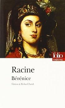Bérénice par Racine