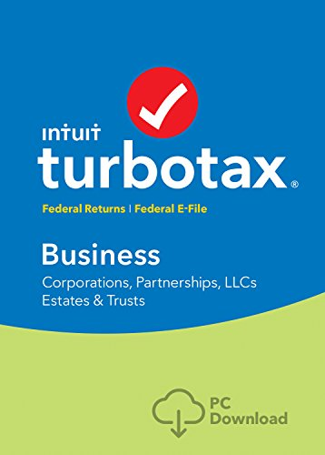 : TurboTax Business 2016 Tax Software Federal + Fed Efile PC download