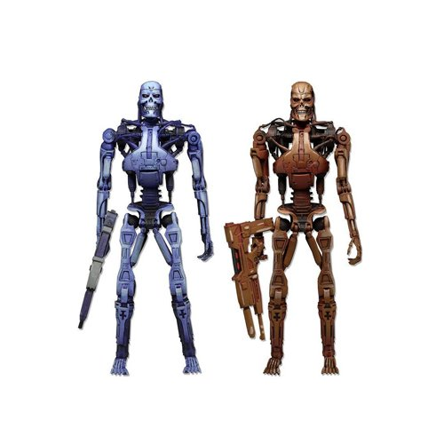 "Robocop V Predator 7-inch ""robocop Vs The Terminator Endoskeleton Video Game"""
