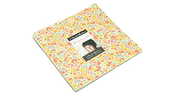 """34 Yummy Twist pre cut Layer Cake 10 /"""" squares 100/% cotton fabric quilt"""