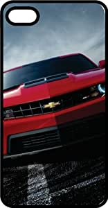 Chevy Camaro Black Rubber Case for Apple iPhone 5 or iPhone 5s