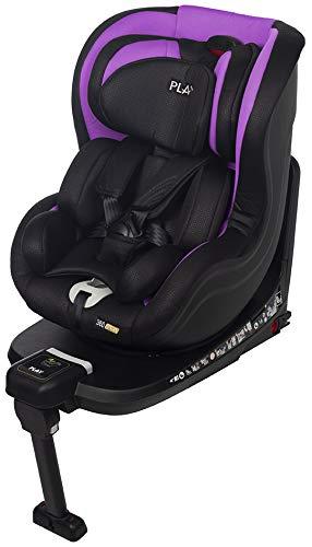 Silla de coche Isize color Violeta Play 360 iSize