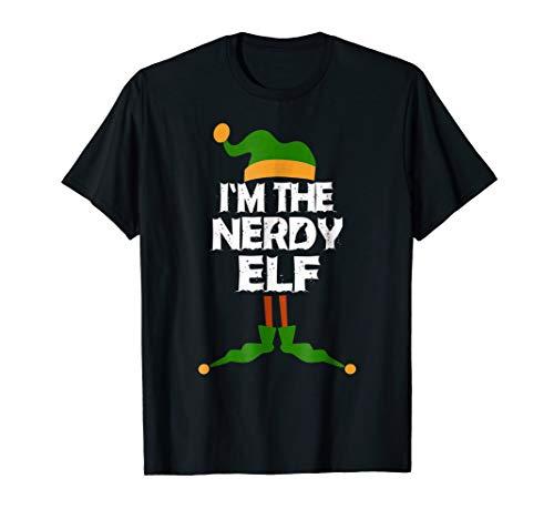 (I'm the Nerdy Elf Christmas Costume Gift Set)