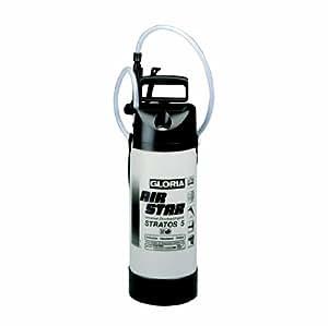 Gloria Airstar - Mochila universal de fumigar (5 L, resistente a aceites)