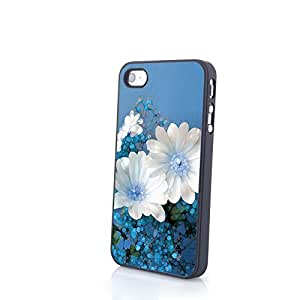apply Liveliy Flowery Charming Flowers Matte Pattern PC Phone Cases fit for Flowery Beautiful For Apple Iphone 5C Case Cover