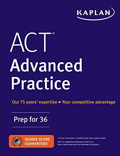 Act Prep Book Pdf