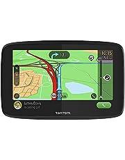 TomTom navigatie GO Essential, 6 inch met handsfree bellen, Siri, Google Now, Updates via Wi-Fi, TomTom Traffic, kaart Europa, smartphoneberichten, capacitief scherm