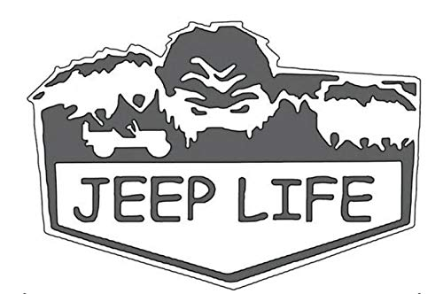 Jeep Life - Mountains - Bear - 3.94
