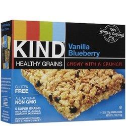 Kind Gran Bar, Vanilla Blueberry (8/5x1.2 OZ) by KIND (Image #1)