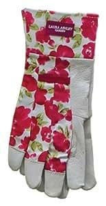 Laura Ashley 3A074589 Delicate Gardener Garden Glove, Cressida, Medium