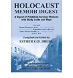 img - for [(Holocaust Memoir Digest: v.2: A Digest of Published Memoirs Including Study Guide and Maps )] [Author: Esther Ann Goldberg] [Sep-2005] book / textbook / text book