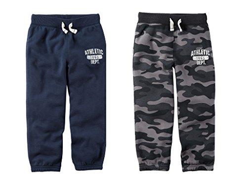navy camo pants - 7