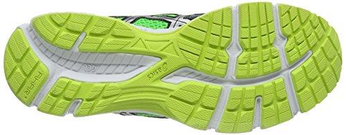Asics Green Gel Flash Green Corsa oberon emerald 9 Scarpe 8593 Uomo Da silver waB4wqfO