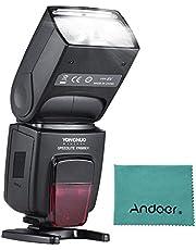 YONGNUO YN585EX P-TTL Wireless Speedlite Flash Light for Pentax K-1 K-S1 K-S2 K-3 K-3II K-70 K-50 DSLR Camera