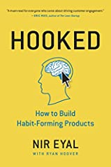 How do successful companies create products people can't put down?Why do some products capture widespread attention while others flop? What makes us engage with certain products out of sheer habit? Is there a pattern underlying how technologi...