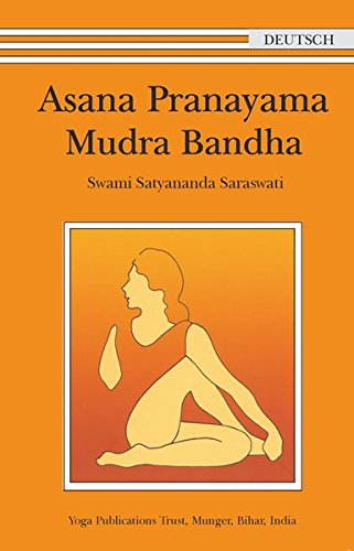 Asana Pranayama Mudra Bandha - Yoga Übungen in Deutsch