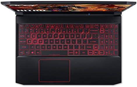 Acer Nitro 5 Gaming Laptop, 10th Gen Intel Core i5-10300H,NVIDIA GeForce GTX 1650 Ti, 15.6″ Full HD IPS 144Hz Display, 8GB DDR4,256GB NVMe SSD,WiFi 6, DTS X Ultra,Backlit Keyboard,AN515-55-59KS 41mwb7OonML