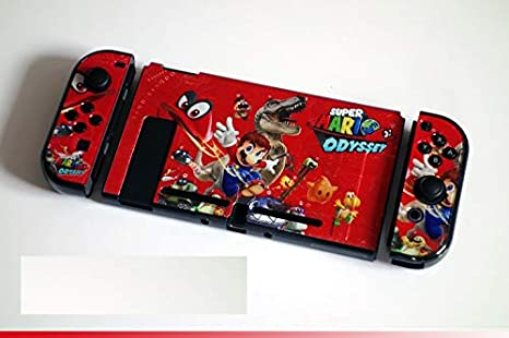 Tmg Super Mario Odyssey Theme Back Protection Case Shell