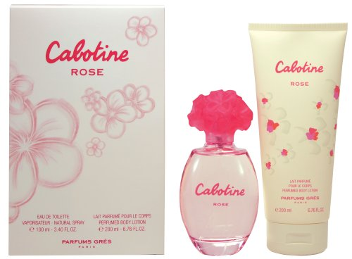 Gres Cabotine Rose Gift Set for Women ()