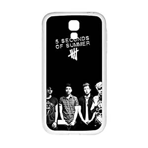 Cool painting The 5 SOS style Cell Phone Case for Samsung Galaxy S4