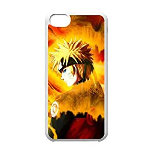 Naruto iPhone 5c Cell Phone Case White H3710375