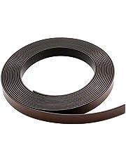 Magneet Expert® 12,7 mm breed x 1,5 mm dik magneetband met Premium zelfklevend - Polariteit B (5 m lengte)