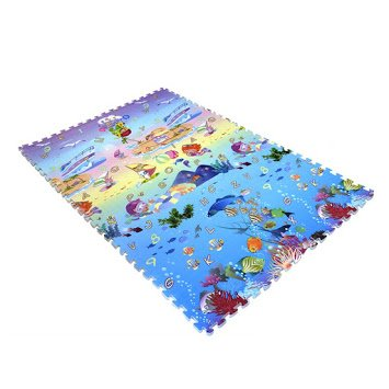 Exercise Floor Tiles Carpet 60602cm Educational 6pcs Baby PE Cotton Play Mat Childrens Kids Rugs Crawling Interlocking Toys 1 - Cosmopolitan Tile