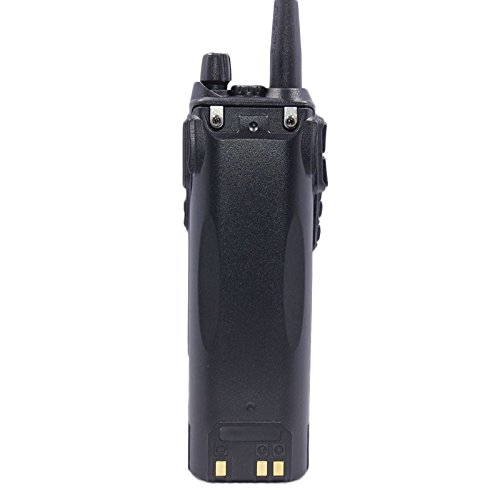 Baofeng UV-82 8W High Power 3800mAh Extended Battery Two Way Radio Dual Band Radio 136-174mhz&400-520mhz + 1 USB Programming Cable + 1 Car Charger Cable + 1 Speaker by BaoFeng (Image #4)